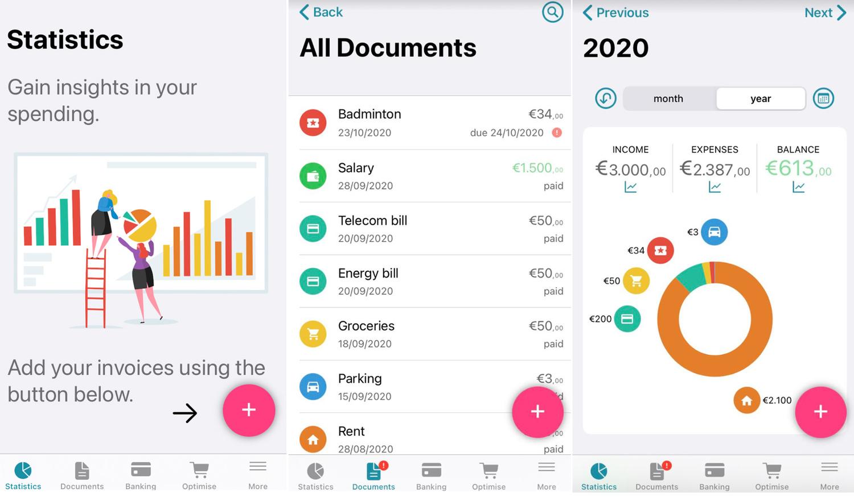 Besparen dankzij de inzichten in de ROOV app