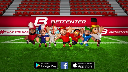 Betcenter WK app 2018 Shootout