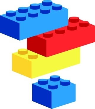 Building blocks van Gutenberg