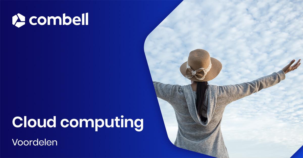 Cloud computing voordelen