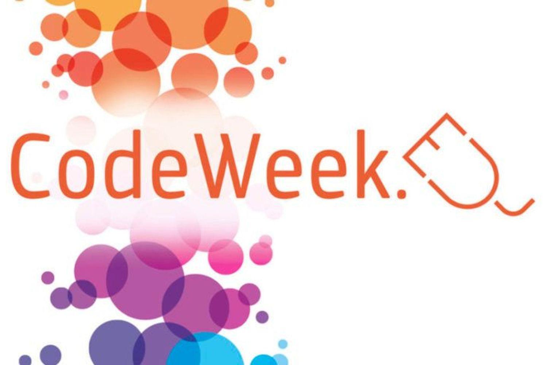 Combell ondersteunt CodeWeek