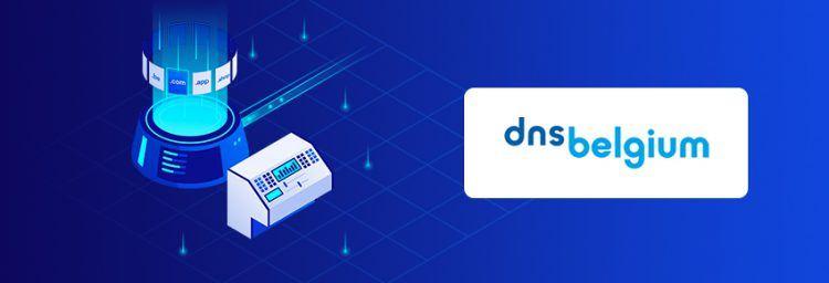 DNS Belgium domeinnamen onderzoek