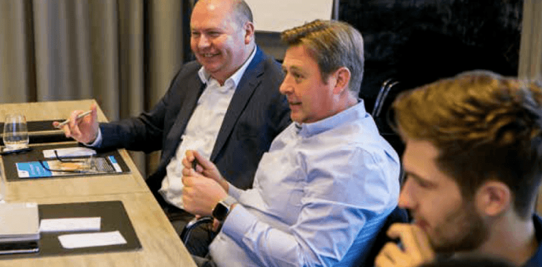 E-commerce experts gesprek