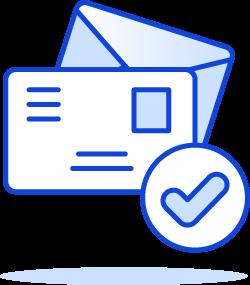 E-mailadres aangemaakt en mailen maar