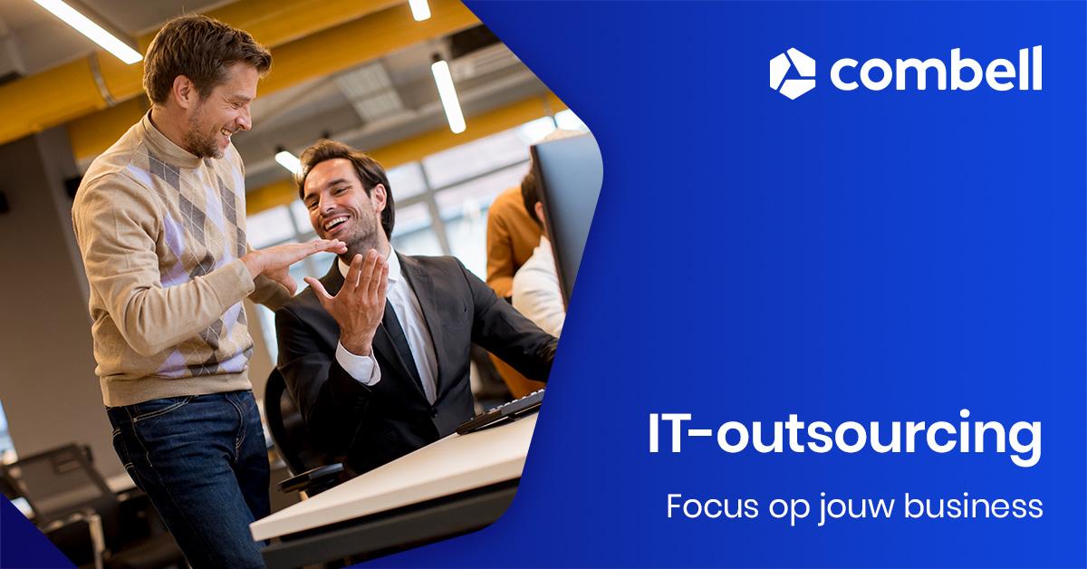 Focus op jouw business met ICT-uitbesteding