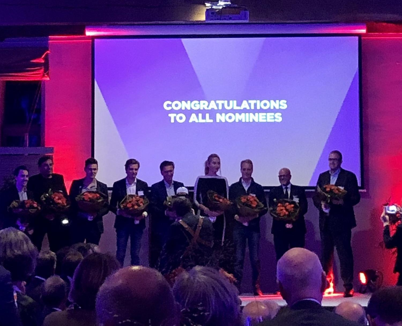 Genomineerden voor de Vlerick Award