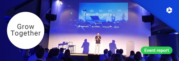 Grow Together event report