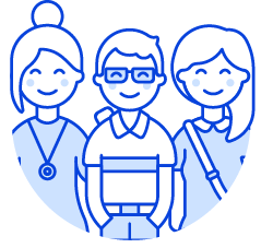Happiness coaches begeleiden jouw hosting op maat