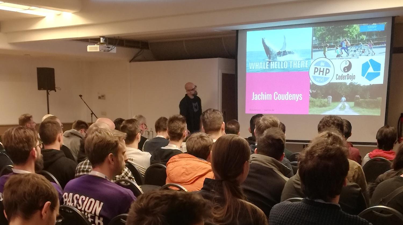 Jachim op de PHPBenelux Conference