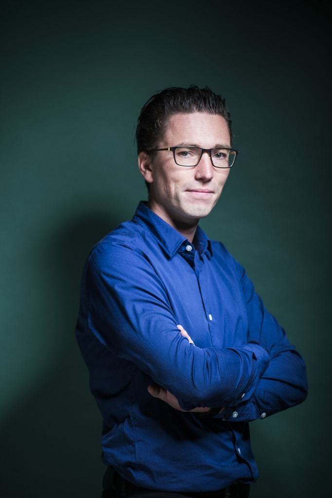 CEO Jonas Dhaenens