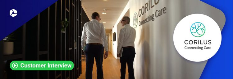 Kanaal Z reportage Corilus