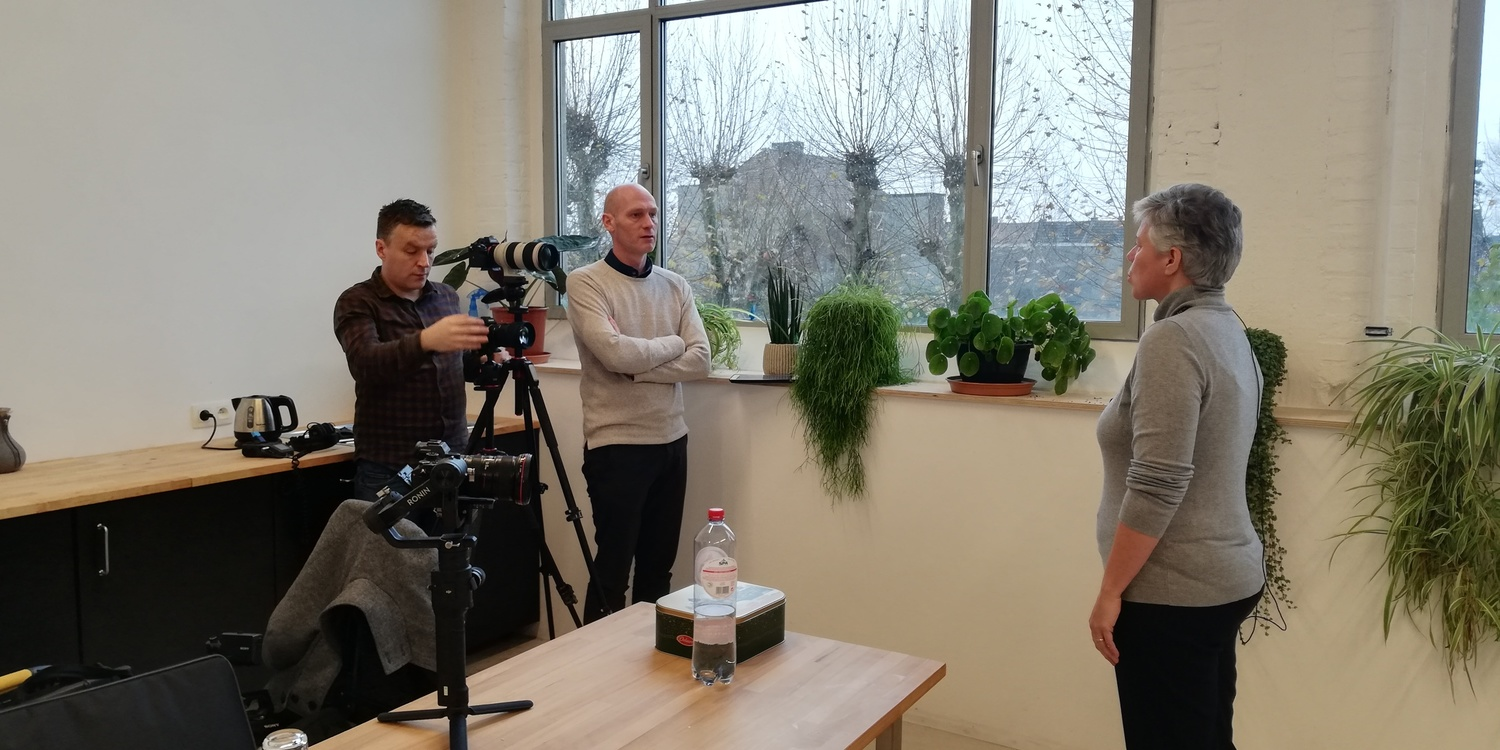 Making of DataScouts reportage