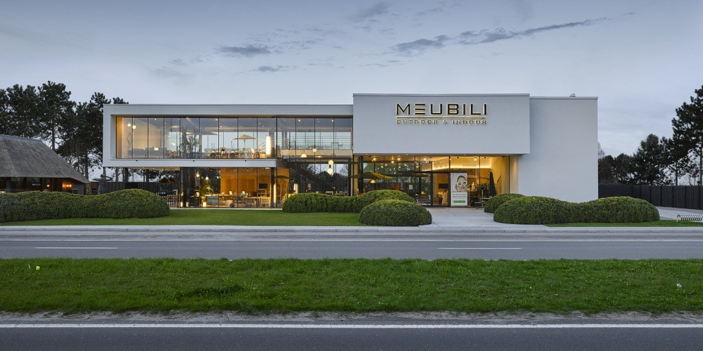 Meubili showroom Knokke