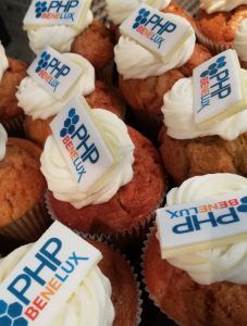 PHPBenelux muffins