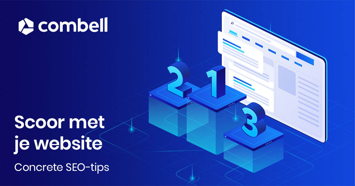 SEO tips om je website te optimaliseren