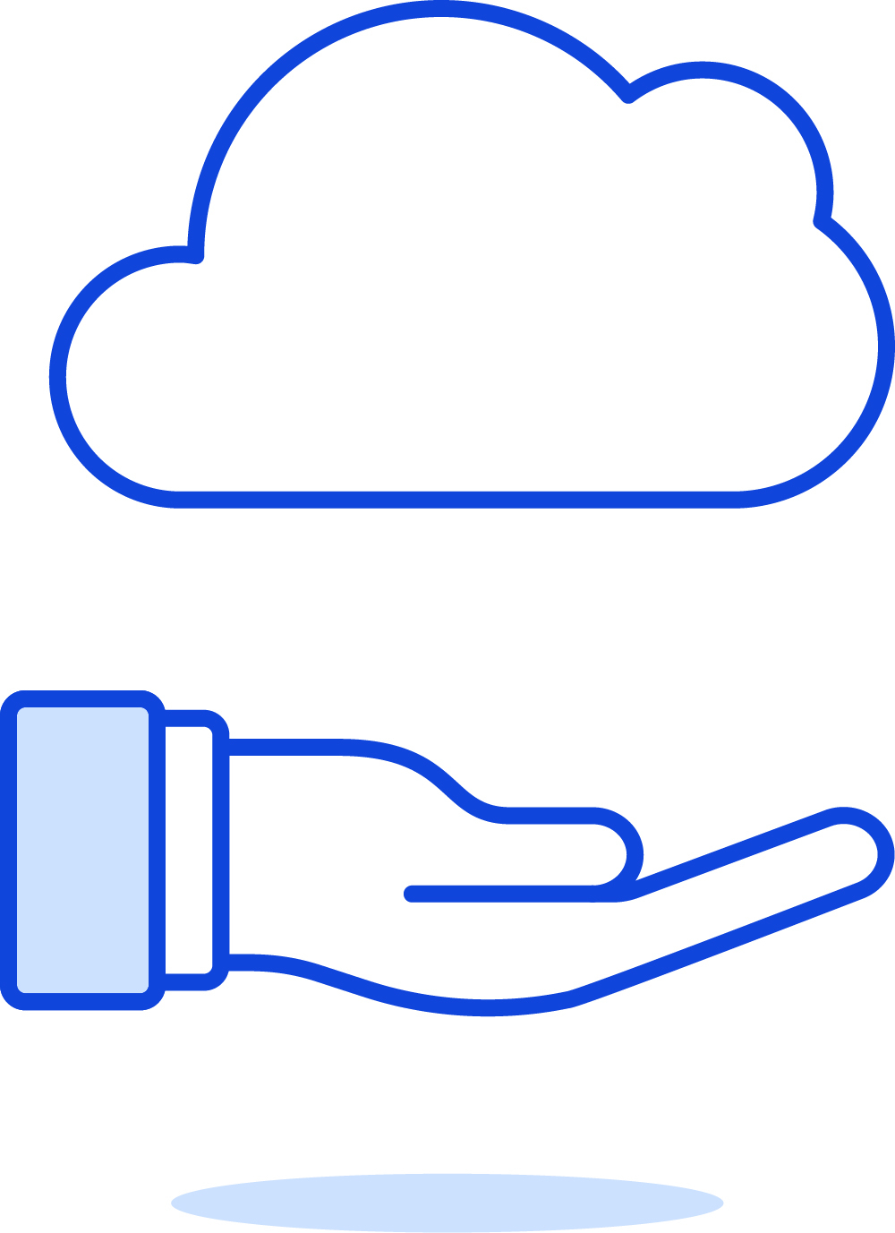 Services van cloud computing
