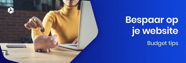 Tips voor een betaalbare website