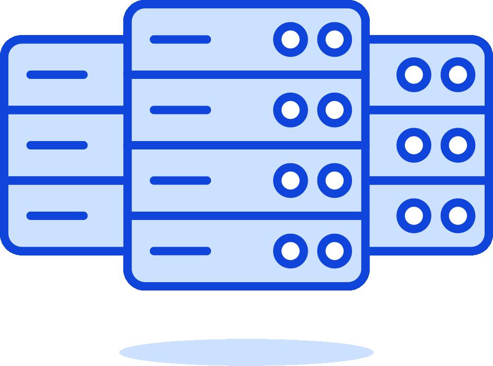 Verschillende soorten hosting en webhosting