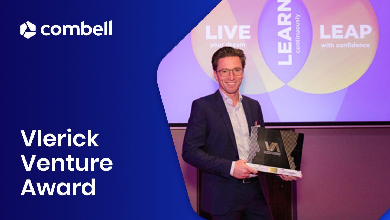 Vlerick Venture Award voor Jonas