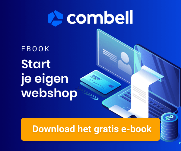 Start je eigen webshop e-book download