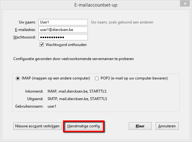 E-mailaccountset-up